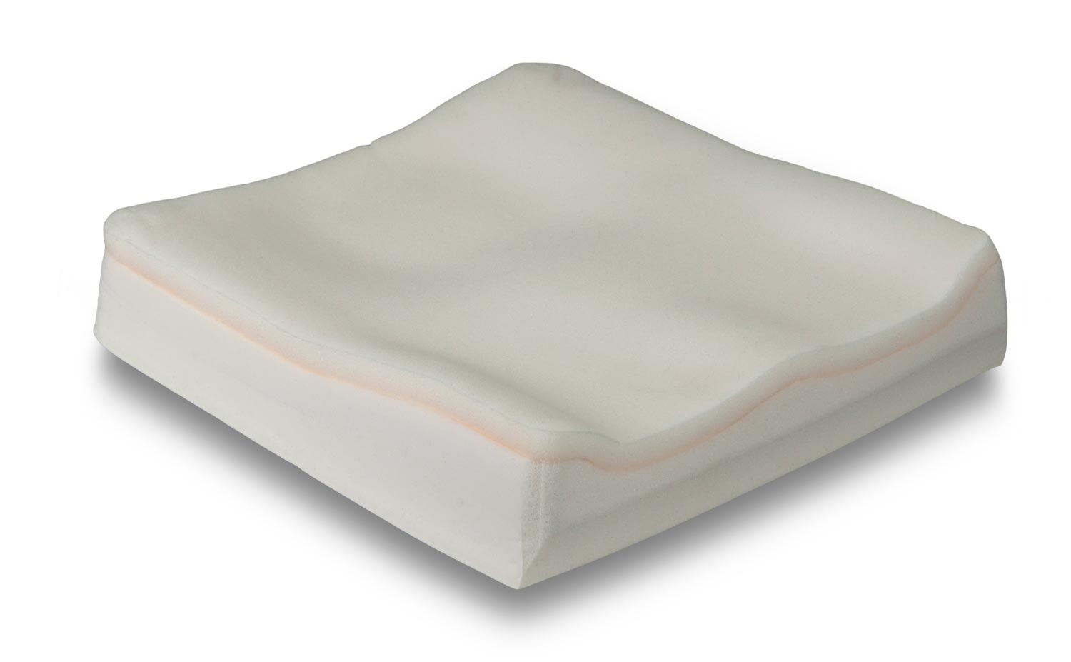 Soft Foam Base with Varying Firmness
